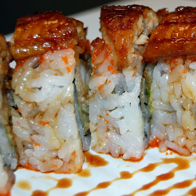 super dragon ROLL